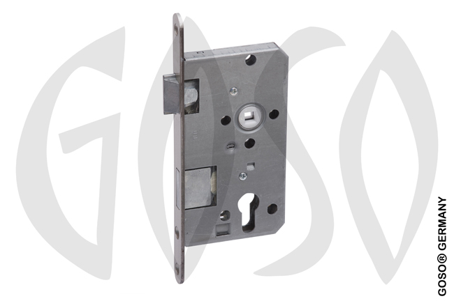 ES 929 Mortise door lock PZW, 55/72/8 mm B7466