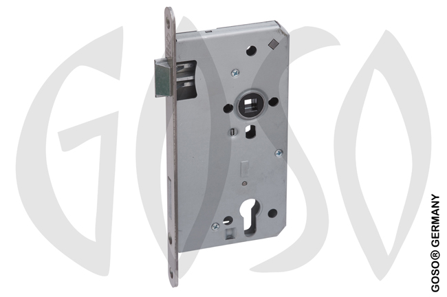 ES 977 Mortise door lock PZW, 65/92/10 mm B0293