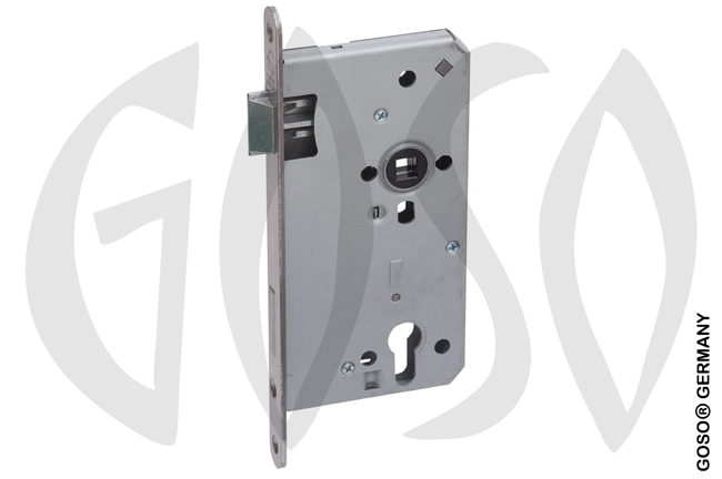 ES 977 Mortise door lock PZW, 65/92/10 mm