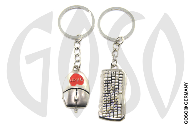 Keychain Keyboard and Mouse 8851